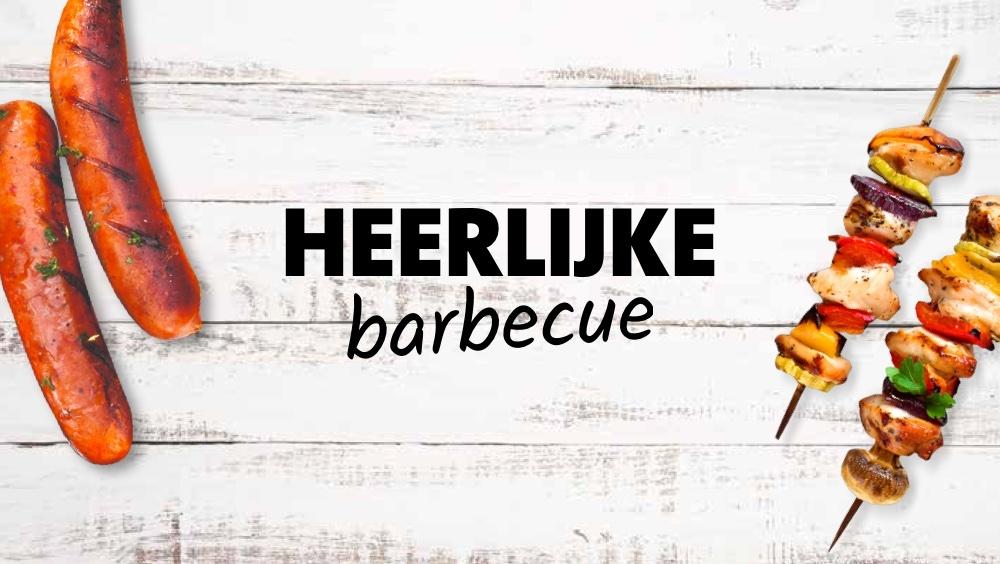 Heerlijke BBQ