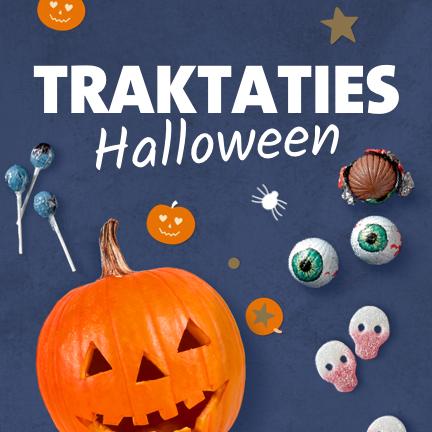 Halloween traktaties