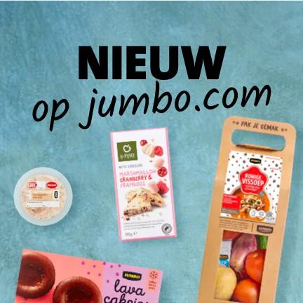 Nieuw op Jumbo.com